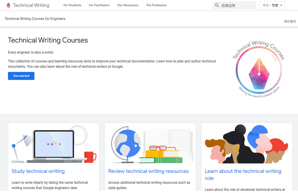 google technical writing - Google 技術文件寫作課程 Technical Writing Courses 學習心得筆記