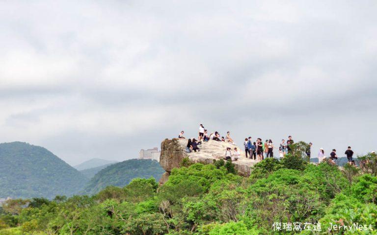 junjian 19 768x480 - 台北北投|軍艦岩親山步道,陽明大學入口輕鬆路線