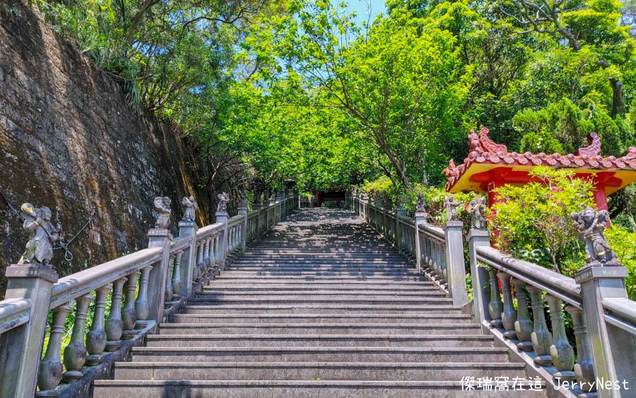 baishihu 11 - 台北內湖|碧山巖步道、白石湖吊橋、同心池、夫妻樹