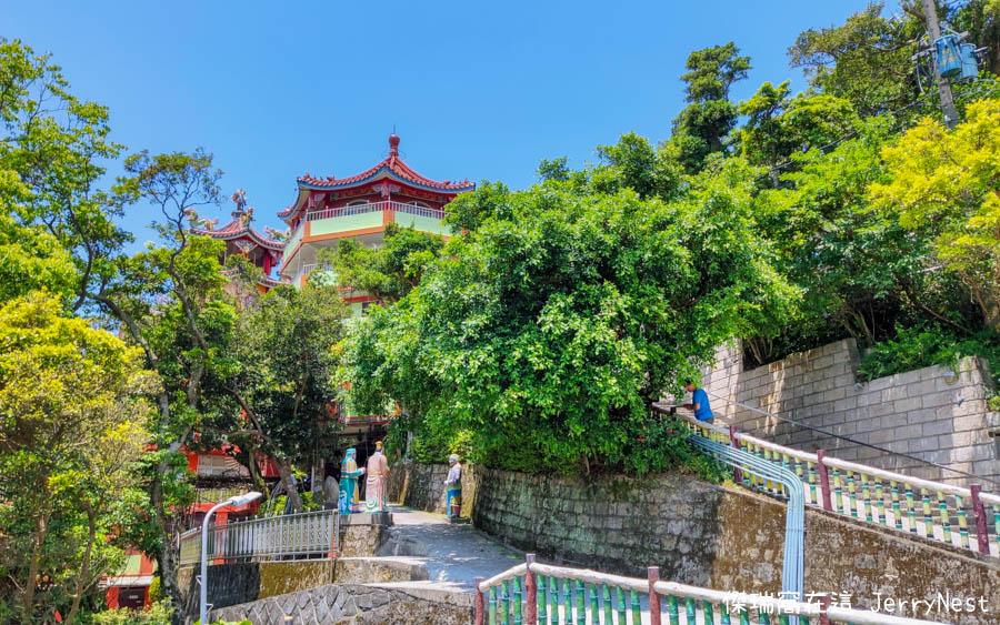 baishihu 15 - 台北內湖|碧山巖步道、白石湖吊橋、同心池、夫妻樹