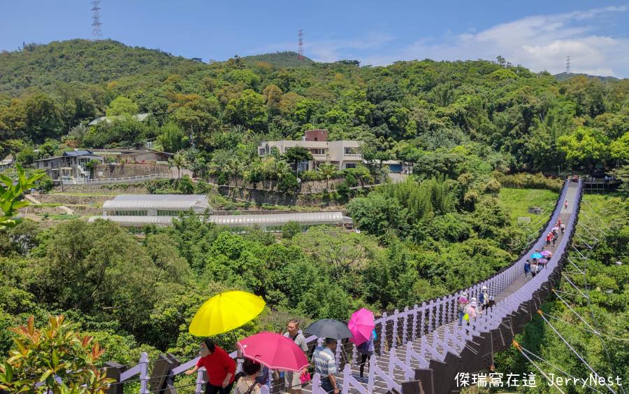 baishihu 20 - 台北內湖|碧山巖步道、白石湖吊橋、同心池、夫妻樹
