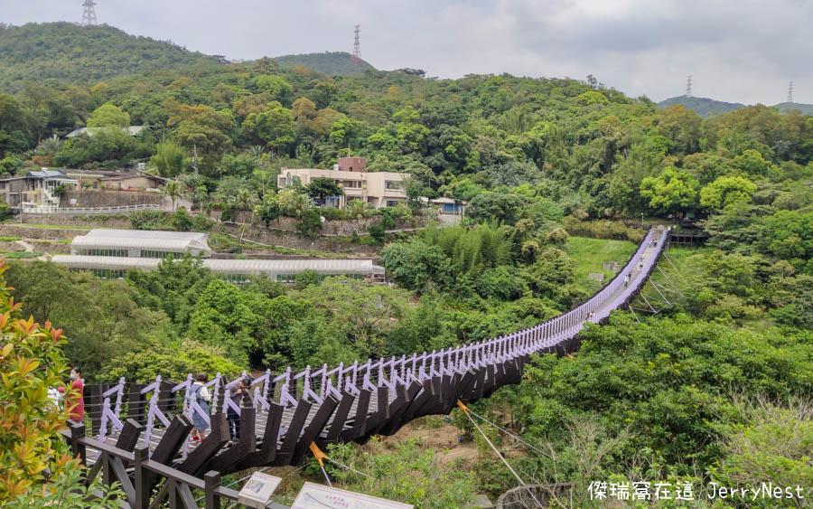 baishihu 29 - 台北內湖|碧山巖步道、白石湖吊橋、同心池、夫妻樹