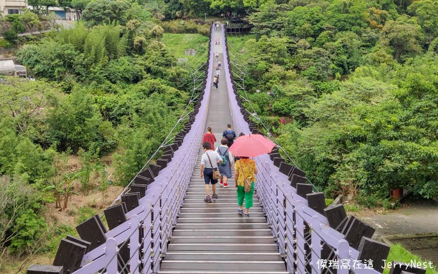 baishihu 30 - 台北內湖|碧山巖步道、白石湖吊橋、同心池、夫妻樹