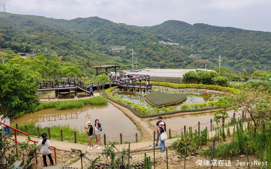 baishihu 36 - 台北內湖|碧山巖步道、白石湖吊橋、同心池、夫妻樹