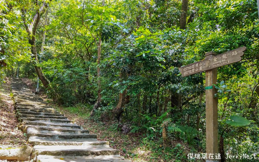 baishihu 5 - 台北內湖|碧山巖步道、白石湖吊橋、同心池、夫妻樹